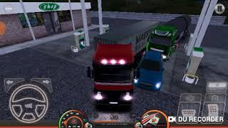 Везем хлопушки Euro Truck Simulator