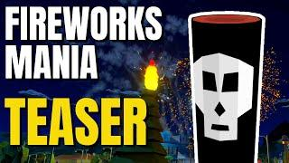 Fireworks Mania Steam Teaser November 2020