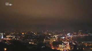 Новый Год в Баку!Салюты 2019