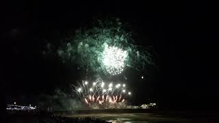 Blackpool Fireworks 14.09.2018 #Romania Full HD & no Blind Spot #Visit #Blackpool TeamPyro-Technic
