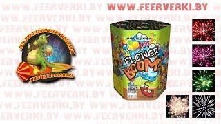 """GP509 Flower Boom от сети пиротехнических магазинов """"Энергия Праздника"""""""