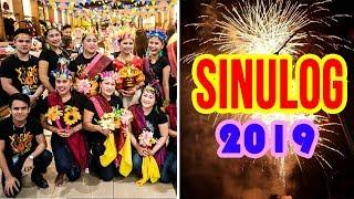 SINULOG FESTIVAL 2019 | Foreigners react to the SINULOG FIREWORKS SHOW!