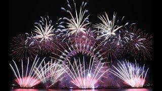 Live: Happy New Year! London welcomes 2020 with firework display   ITV News