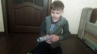 Иллюша купил шлопушку с сюрпризом