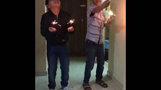 TRICKS WITH MINI FIREWORKS
