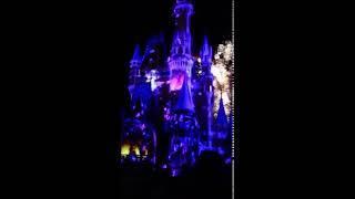 Disney Fireworks   Rapunzel   Tangled   Magic Kingdom   #shorts