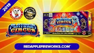 Signature Series Platinum Circus by Winda Fireworks | R-7000