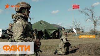 Подняли авиацию, в бой вступили танки и пехота - военные учения на Приазовье