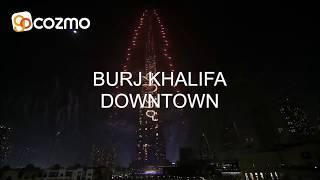New Year Fireworks Venues in UAE