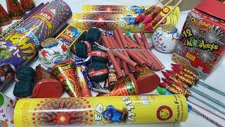Testing new and Unique types of crackers 2020 Fireworks stash testing 2021 Holi stash 2021 testing