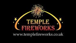 Grafton Manor Wedding Fireworks December 2017 - By Temple Fireworks