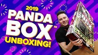 2019 Panda Box® Unboxing With Doug!