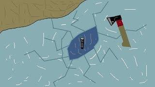 Даже самый мощный 8-ой КОРСАР не смог раздефузить лёд!