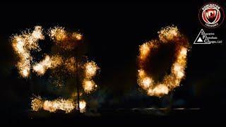 P.G.I. 50th Anniversary Fireworks - GRAND PUBLIC DISPLAY