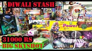 Sony Fireworks Diwali Stash 2020|Diwali Stash Sony Fireworks|Vinayaga Fireworks|Sony Skyshot|SkyShot