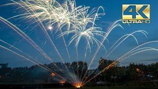 ⁽⁴ᴷ⁾ Vuurwerk Tisselt 2019 - DBK Fireworks - feuerwerk- Feu d'artifice